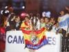 Real Madrid celebra la 'Décima' con la afición en Cibeles