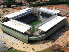 Brasil 2014: Estadio Arena Pantanal
