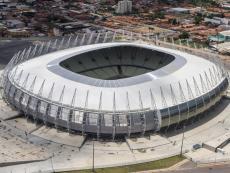 Brasil 2014: Estadio Castelão