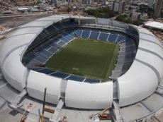 Brasil 2014: Estadio Das Dunas