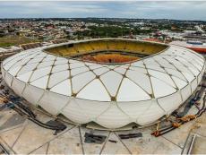 Brasil 2014: Estadio Amazonia