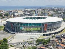 Brasil 2014: Arena Fonte Nova