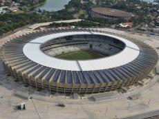 Brasil 2014: Estadio Mineirão