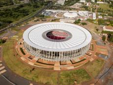 Brasil 2014: Estadio Nacional