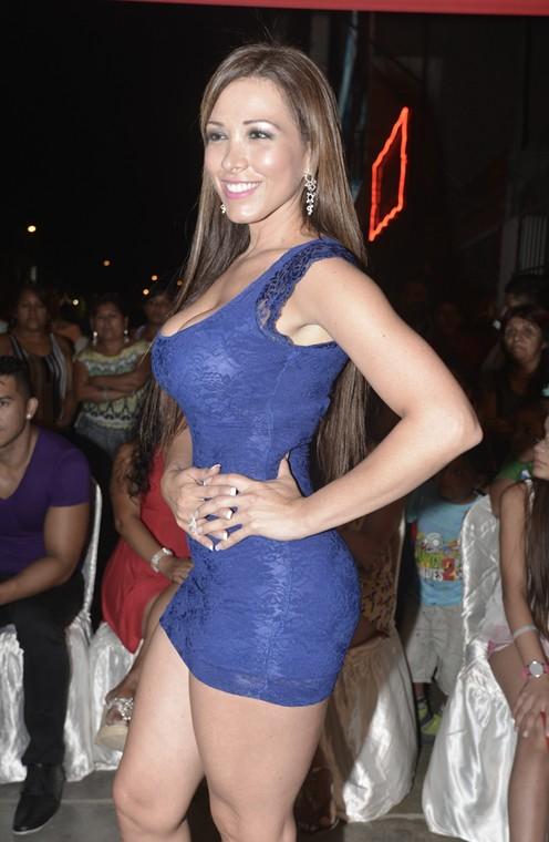 Luz Marina Ceballos - Lucecita Nude Photos 32